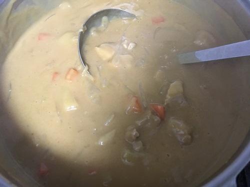カレーシチュー鍋