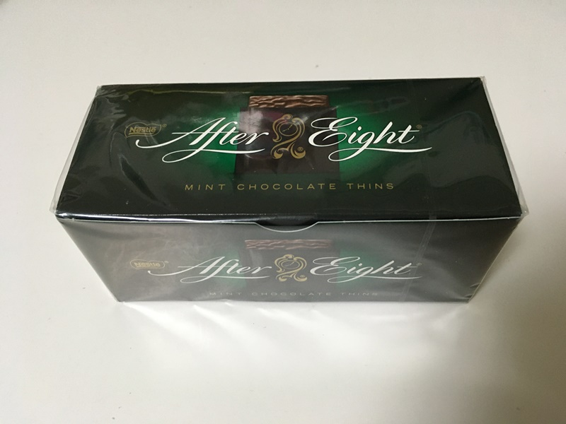 after eight ミントチョコレート