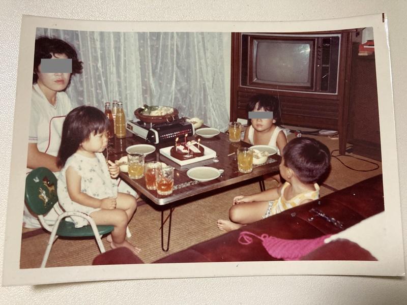 昭和の誕生日会