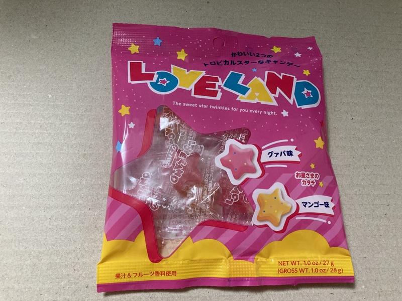 loveland 昭和レトロ キャンディー