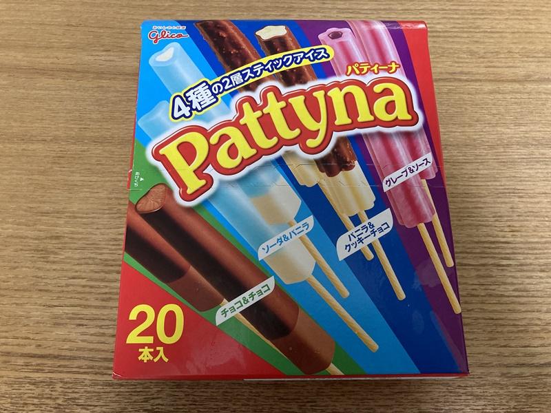 昭和レトロ Pattyna