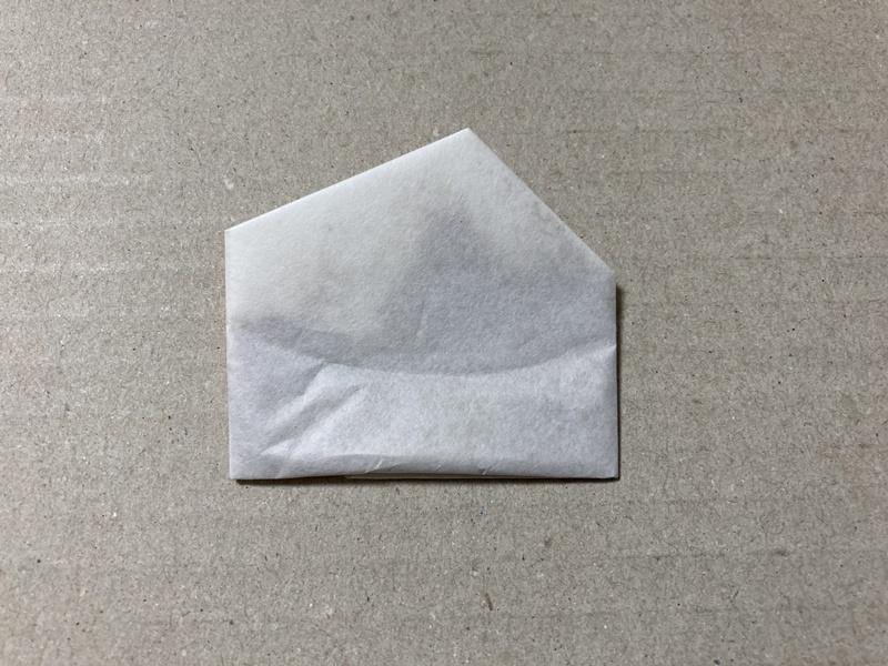 昭和レトロ 薬包