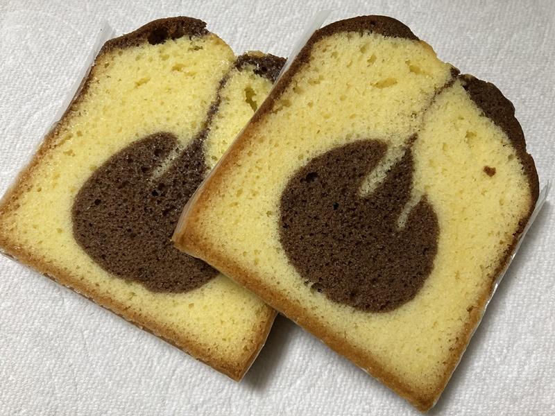 復刻パッケージ! タカキベーカリー マーブル パウンドケーキ 昭和レトロ