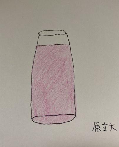 みずあめ 小瓶 昭和レトロ